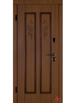 Входные двери Дива-В декор