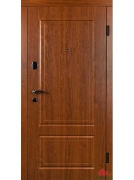 Входные двери Фортуна дуб золотой