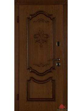 Входные двери Престиж-В дуб натуральный
