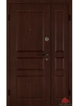 Входные двери Вена вишня дымчатая
