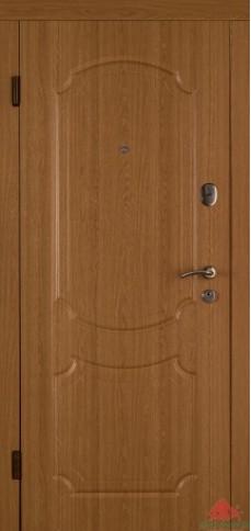 Входные двери Юнона дуб натуральный