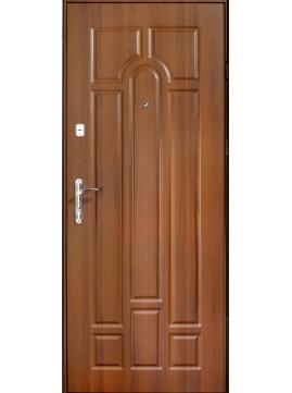 Входные двери модель УД-217 глухие
