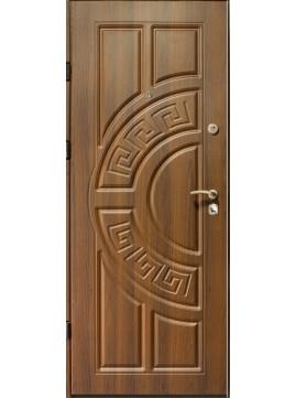 Входные двери модель УД-361 глухие