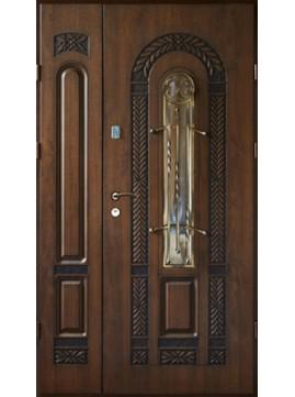 Входные двери модель УДВ-368 ковка 37