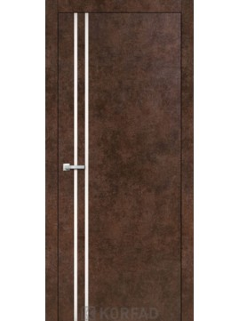 Межкомнатные двери ALUMINIUM LOFT PLATO-01