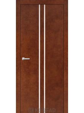 Межкомнатные двери ALUMINIUM LOFT PLATO-02