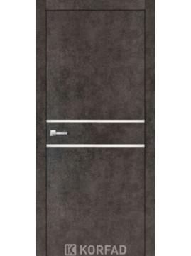 Межкомнатные двери ALUMINIUM LOFT PLATO-03