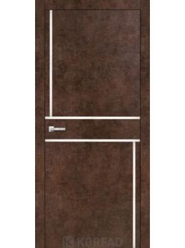 Межкомнатные двери ALUMINIUM LOFT PLATO-07