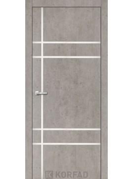 Межкомнатные двери ALUMINIUM LOFT PLATO-09