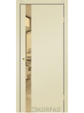 Межкомнатные двери GLP-2 бронзовое зеркало