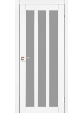 Межкомнатные двери NAPOLI-02 белый перламутр