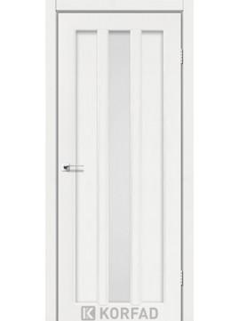 Межкомнатные двери NAPOLI-03 белый перламутр