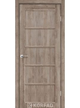 Межкомнатные двери VINCENZA-01 еш-вайт
