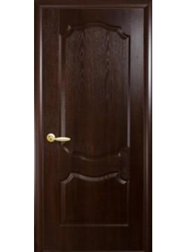 Межкомнатные двери ВЕНЗЕЛЬ глухое с гравировкой