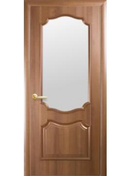 Межкомнатные двери РОКА со стеклом сатин
