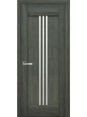 Межкомнатные двери RACE со стеклом сатин