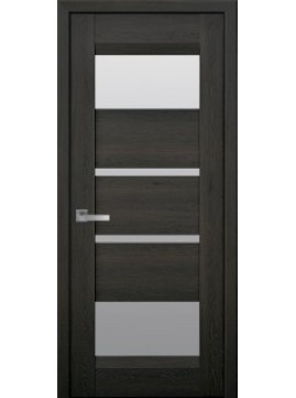 Межкомнатные двери IBIZA со стеклом сатин