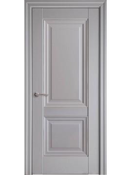 Межкомнатные двери ИМІДЖ глухое с молдингом