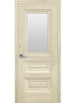 Межкомнатные двери КАМИЛА со стеклом сатин