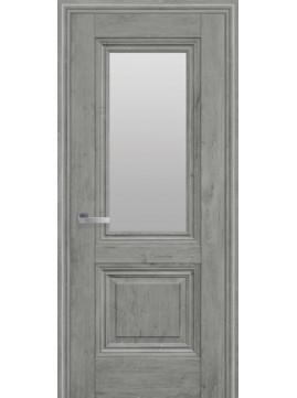Межкомнатные двери КАНА со стеклом сатин