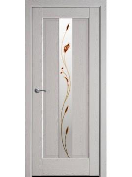 Межкомнатные двери ПРЕМЬЕРА с рисунком Р1