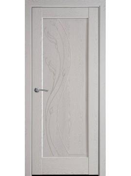 Міжкімнатні двері ЕСКАДА глухі з гравіровкою