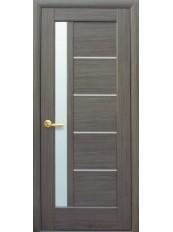 Межкомнатные двери ГРЕТА со стеклом сатин