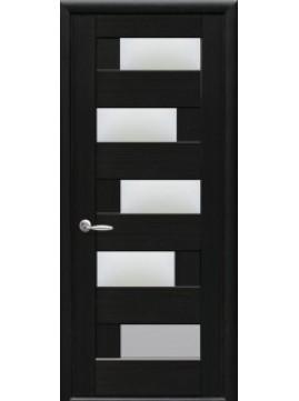 Межкомнатные двери ПИАНА со стеклом сатин