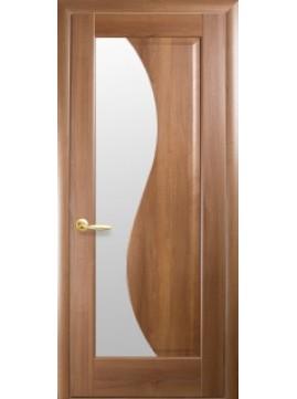 Межкомнатные двери ЭСКАДА со стеклом сатин