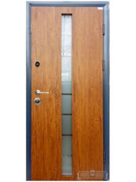 Входные двери КОТЕДЖ-950 Дуб 3D