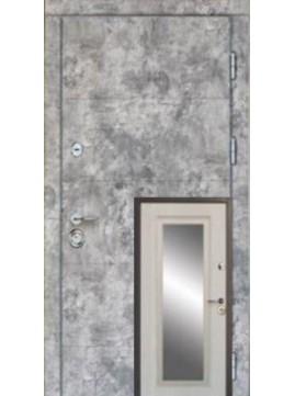 Входные двери АЛИСА зеркало