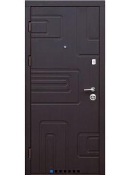 Входные двери DG-40 Венге