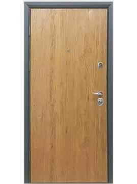 Входные двери КОТЕДЖ-950 Дуб 3D глухая