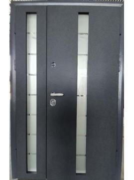 Входные двери КОТЕДЖ-1200 Графит