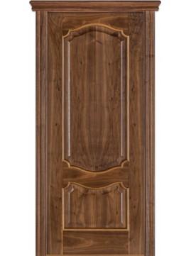 Межкомнатные двери модель 41 орех американский