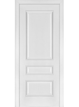 Межкомнатные двери модель 53 Ясень Crema
