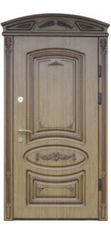 Входные двери Термопласт № 86
